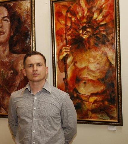 Ausstellung in Samara I (RU)
