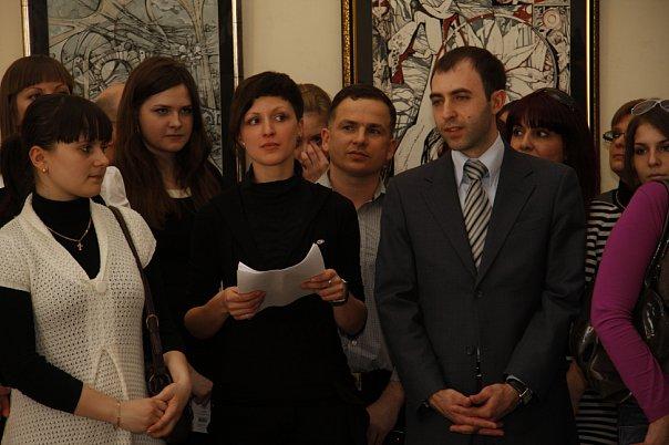 Ausstellung in Samara (RU)